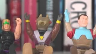 "Freeview Ad ""Singing Toys"" (Dinosaur version)  #SingingToys"
