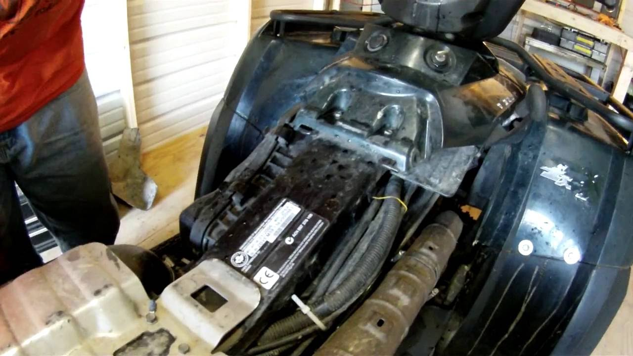 2006 can am outlander 650 wiring diagram motorola marine alternator new era of carburetor cleaning youtube 400