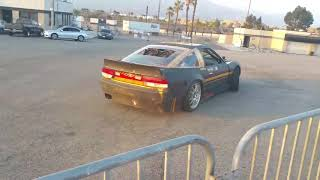 Spike Chen formula D Drifting at  irwindale speedway  8/24/2017
