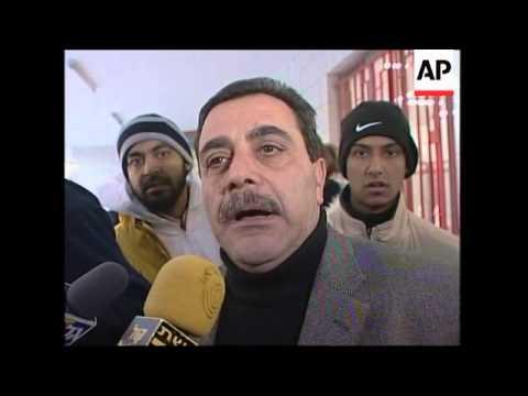 Arab voters in East Jerusalem