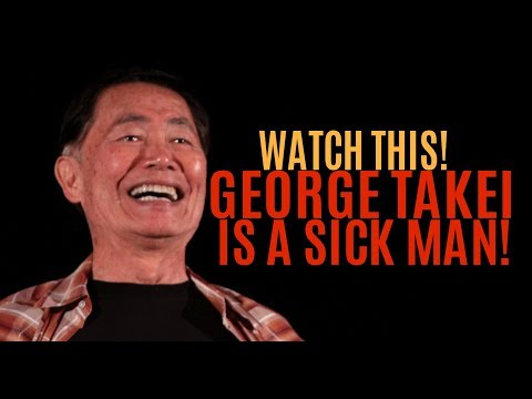 George Takei trying to justify his actions