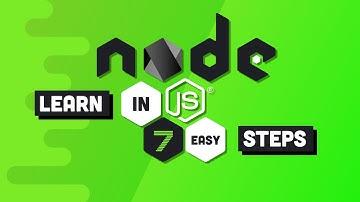 Node.js Ultimate Beginner's Guide in 7 Easy Steps