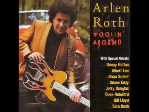 ARLEN ROTH - Let It Slide-(with Jerry Douglas and Sam Bush)