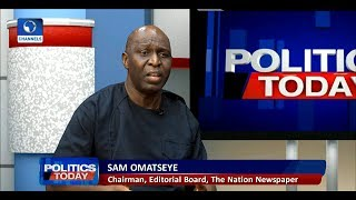 National Unity: Nigeria In A 'Moment Of Death Wish' - Sam Omatseye