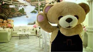 Kafe Teddy Bear Di Surabaya