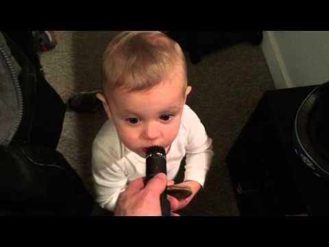 Electro-Harmonix Micro POG Vocal Test