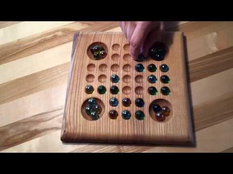 Solitär Brettspiel
