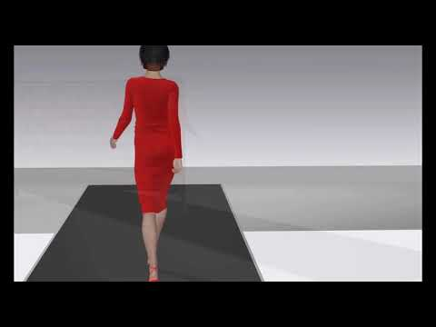 Animation in Clo3D – The Fashion Tech