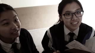 匯基書院2016-2017年度中六級畢業影片