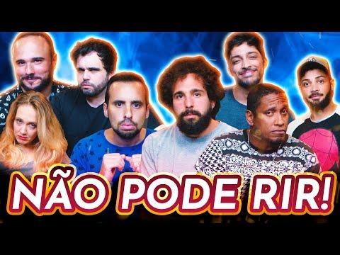 NÃO PODE RIR! com Murilo Couto, Daniel Lopes, Magno Navarro, Bira Thomazi