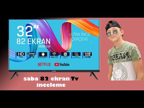 Download Saba 82 ekran tv inceleme