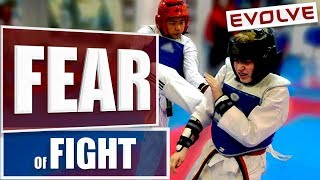 Fear Of Fight | Arena | Martial Arts | Taekwondo (HINDI Audio)