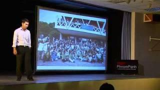 TEDxPhnomPenh - Phloeun Prim - Transformation of a Nation Through the Arts