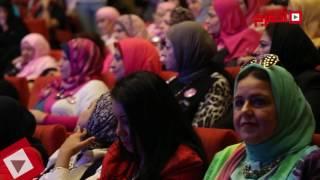 اتفرج| رجاء الجداوي تدعم الحملة القومية للتوعية ضد سرطان الثدي