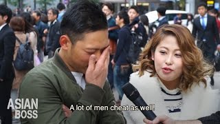 How Much Do The Japanese Cheat | ASIAN BOSS (한글자막)