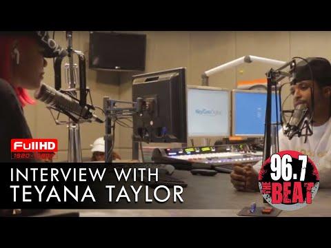 Moran Tha Man Blog (58624) - Teyana Taylor Interview with Moran Tha Man