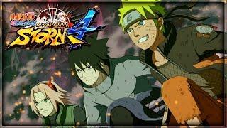 NARUTO SHIPPUDEN: Ultimate Ninja Storm 4 PC Gameplay (Naruto Storm 4)