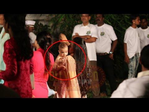 Salman Khan's NEPHEW Ahil Dance At Ganpati...