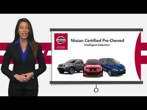 2017 Nissan Pathfinder DeLand Nissan P9462