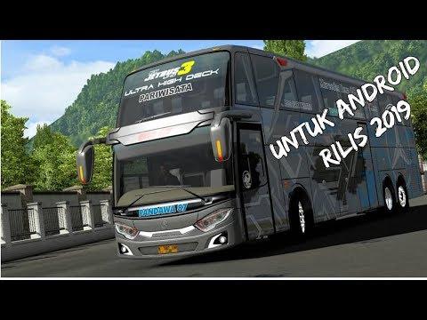 2 Game Bus Simulator Android Rilis Awal 2019