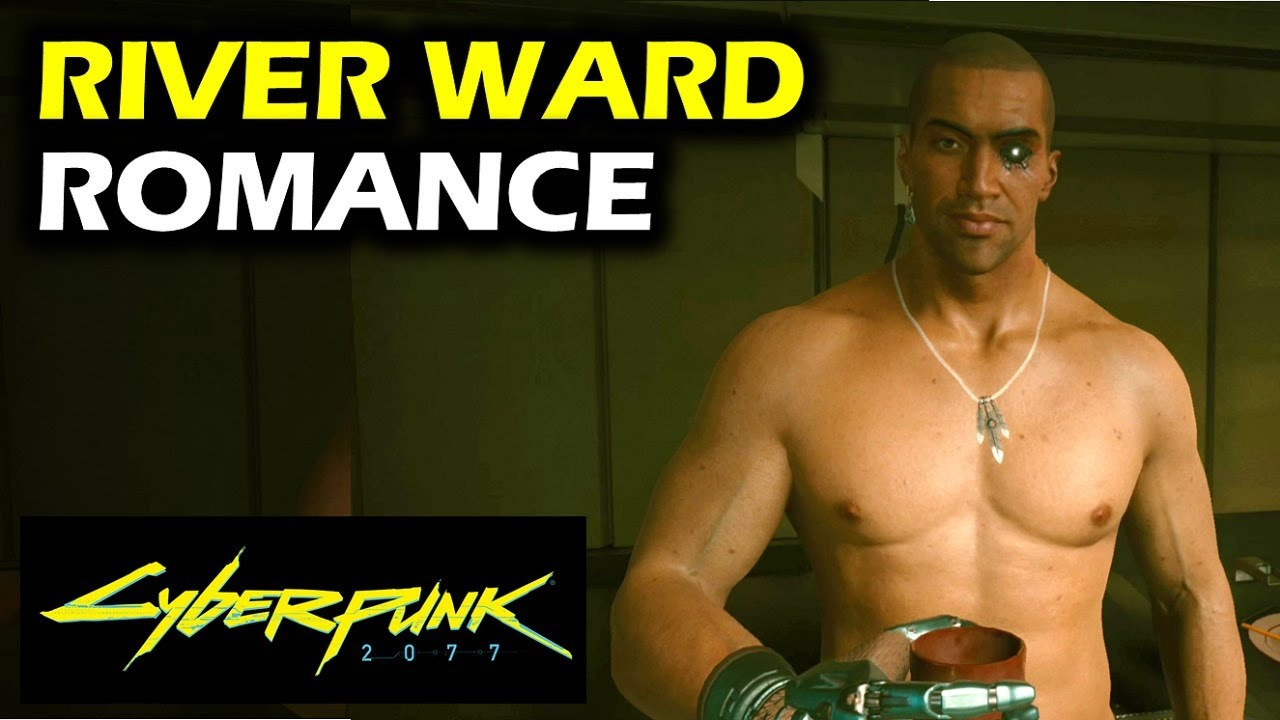 River Ward: Romance With Female V | Cyberpunk 2077 Romance & Relationships Guide