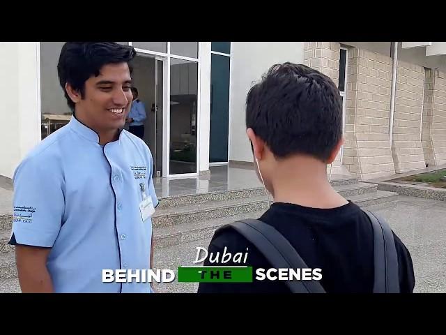 Dubai Behind The Scenes | Hammad Safi