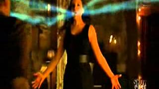 Bo goes to a dark place, and sucks the chi out of everyone in the room to save Dyson - Lost Girl