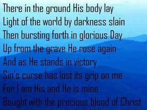 Mix - In Christ Alone