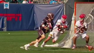 The Best of College Lacrosse 2016