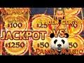 HIGH LIMIT Dragon Link Golden Century & Panda Magic HANDPAY JACKPOT ~ $25 Bonus Round Slot Machines