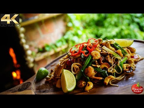 BEST PAD THAI! – COOKING IN OASIS