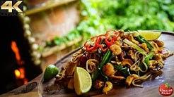BEST PAD THAI! - COOKING IN OASIS