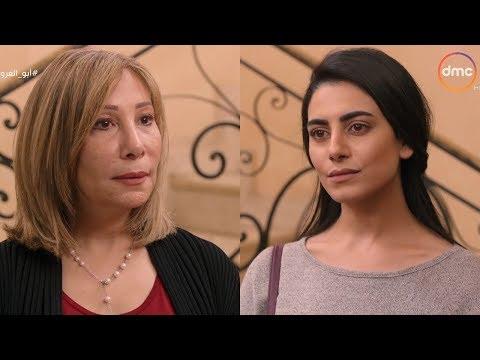 أقوى مواجهة بين زينة وحماتها .. ( انا مش عايزاك يا طارق ابعد عني ) #أبو_العروسة