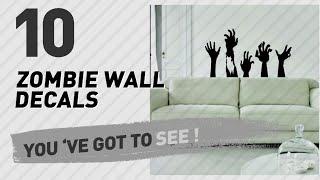 Zombie Wall Decals // Popular Zombies Trends