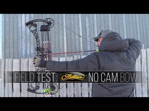 Mathews No Cam Bow Field Test - YouTube