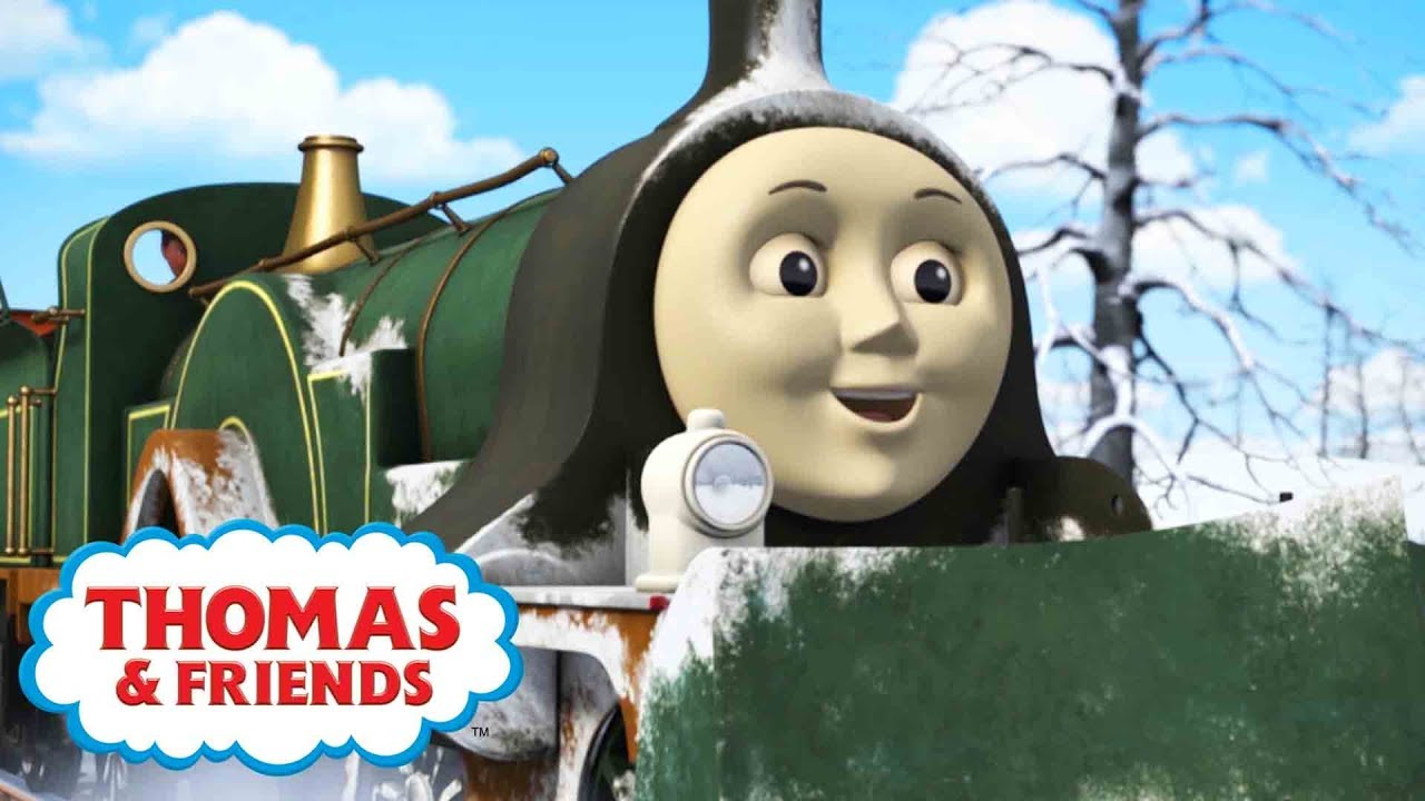 Really Useful Emily | Thomas & Friends UK | Videos for ...