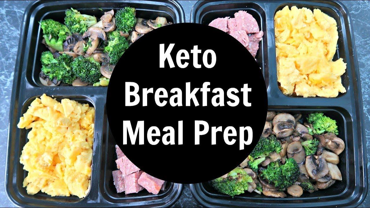 keto breakfast meal prep low carb breakfast ideas youtube. Black Bedroom Furniture Sets. Home Design Ideas