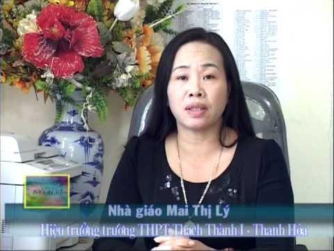 Phóng sự kỷ niệm 45 năm thành lập trường THPT Thạch Thành 1.divx