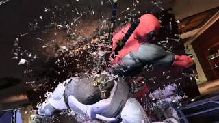 Deadpool: The Game - Русский трейлер с Comic-Con 2012 (by BigCinema)
