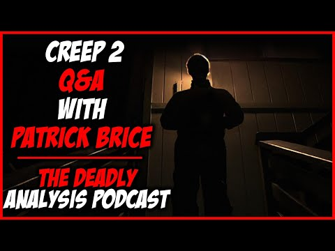 Creep 2 Q&A With Patrick Brice 2017 Chicago International Film Festival
