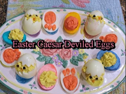 a little more devil in these eggs