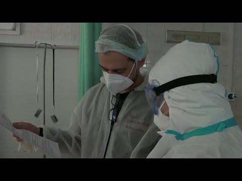 В ООН назвали ошеломляющей статистику по погибшим от заболевания коронавирусом в мире.