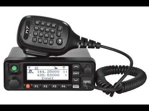 TYT MD 9600 Dmr Radio First look testing