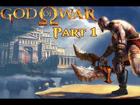 Original God Of War Part 1 - Bachelor Of War