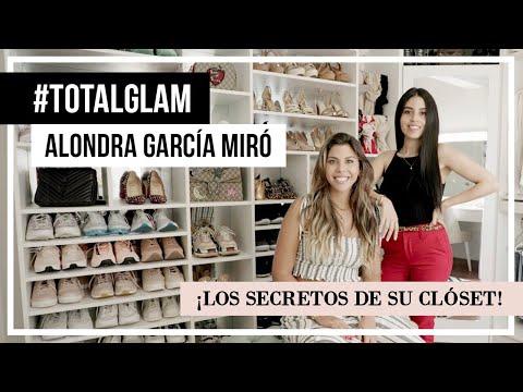 #TotalGlam x Alondra García-Miró