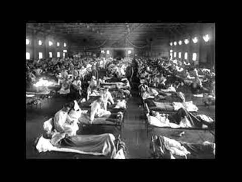 NEW YORK and the 1918 Spanish flu