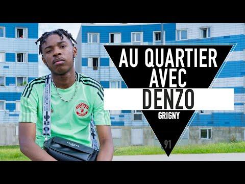 Youtube: DENZO: L'interview au quartier: Grigny, Koba LaD, les émeutes, Diam's, le football…