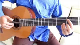Belajar Kunci Gitar Fatin Aku Memilih Setia