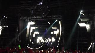avicii live ultra music festival korea 2016