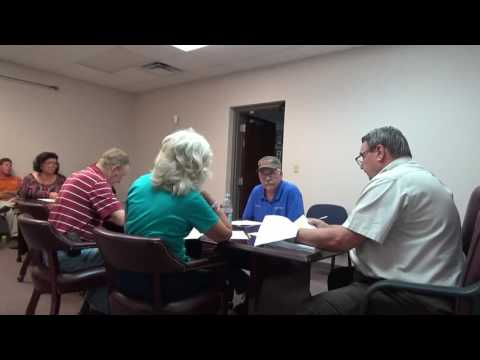 Warren County, Tennessee Government  Policy and Personnel Meeting 6-7-2016